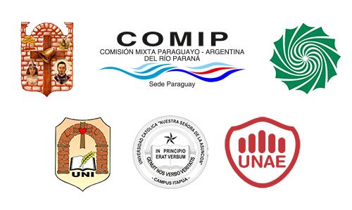 Municipalidad de Encarnación - Entidad Binacional Yacyreta - COMIP - UNI - UCI - UNAE